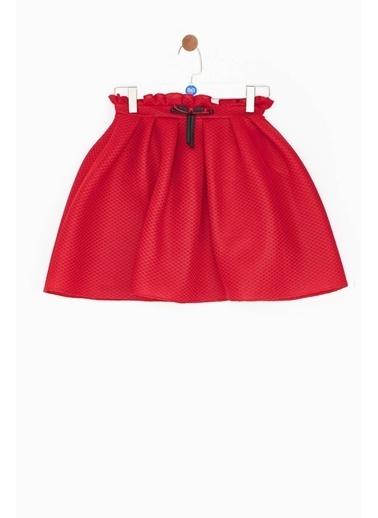 Lia Lea Kız Çocuk Kırmızı Etek Kırmızı